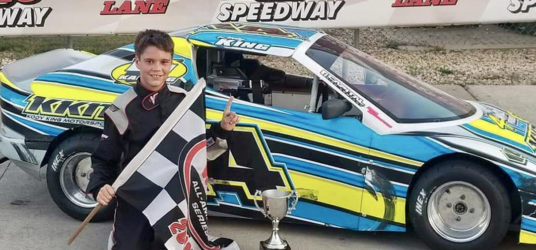 MPM signs 11-Year-Old Racer Kody King