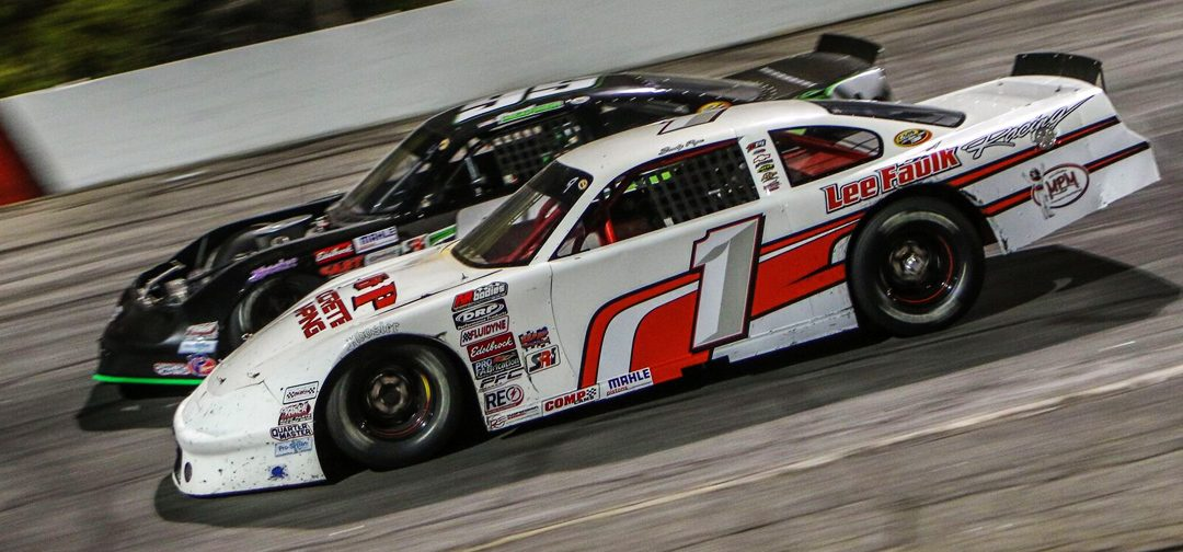 Brody Pope Finishes Third With CARS Tour At Hickory Motor Speedway