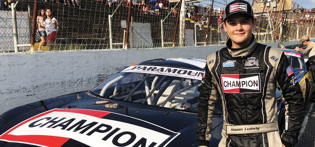 Mason Ludwig Returns To Leicht Motorsports Driver Development
