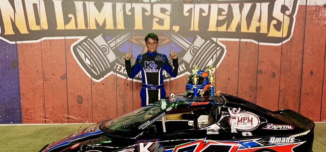 Kody King Victorious Twice In Texas