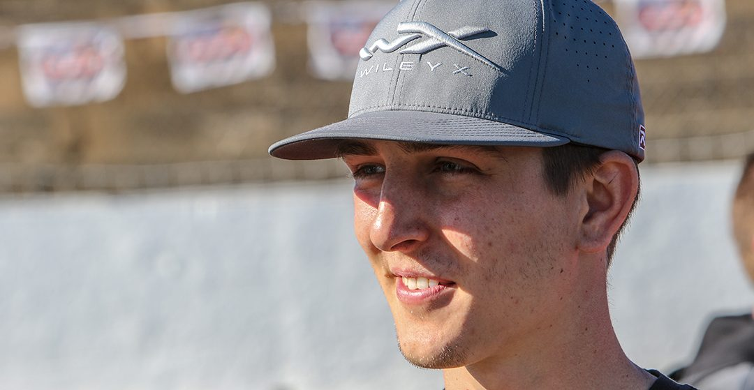 Nolan Pope Set For Southern National Doubleheader
