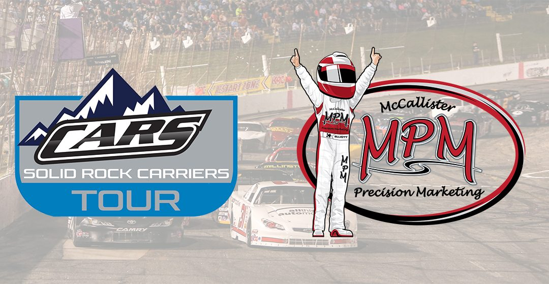 McCallister Precision Marketing Partners With CARS Tour