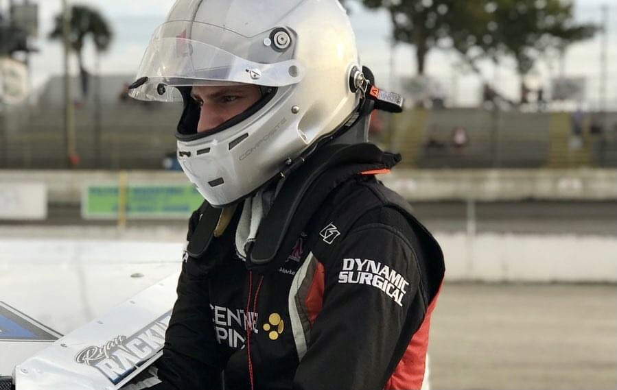 Ryan Rackley Preparing For Dirt Modified Debut In Florida
