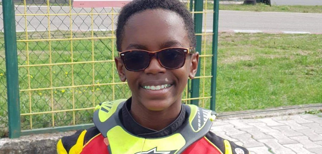 Kenyan Washington Heads To Portugal For Major Karting Race